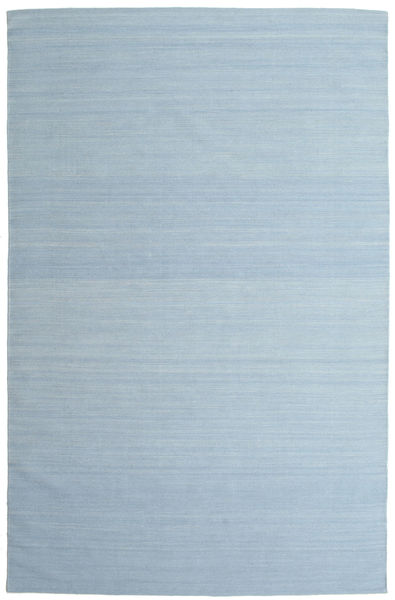 Kilim Loom - Azul Claro Tapete 200X300 Moderno Tecidos À Mão Azul Claro (Lã, Índia)