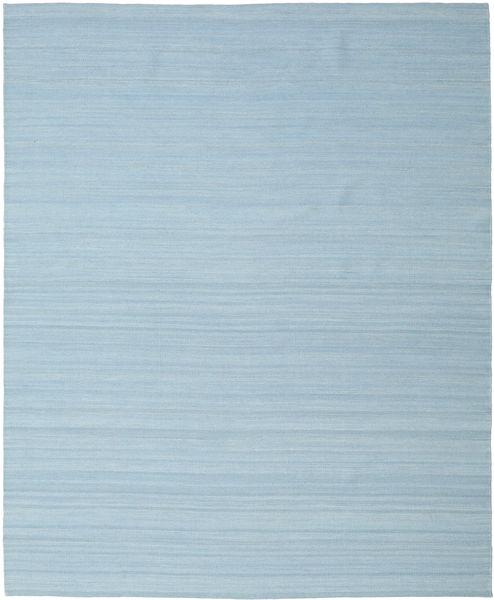 Kilim Loom - Azul Claro Tapete 250X300 Moderno Tecidos À Mão Azul Claro Grande (Lã, Índia)