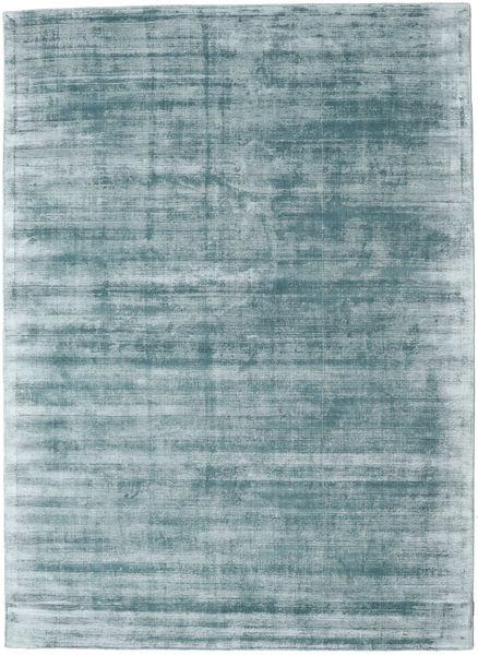 Tribeca - Azul/Cinzento Tapete 210X290 Moderno Azul Claro/Turquesa Escuro ( Índia)