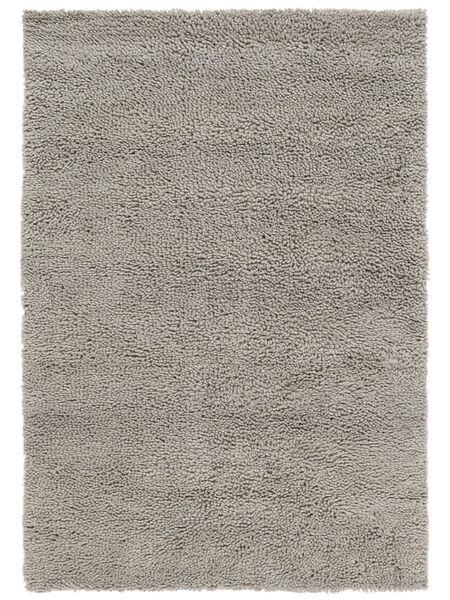 Serenity - Greige Tapete 160X230 Moderno Feito A Mão Cinzento Claro (Lã, Índia)