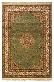Nahal - Verde Tapete 160X230 Moderno Castanho/Bege Escuro ( Turquia)