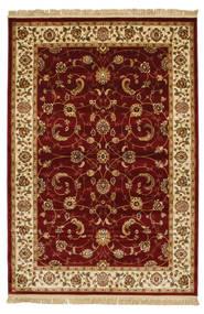 Sarina - Castanho Alaranjado Tapete 160X230 Moderno Vermelho/Castanho ( Turquia)