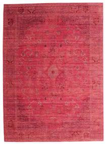Maharani - Vermelho Tapete 160X230 Moderno Vermelho/Castanho Alaranjado ( Turquia)