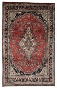 Hamadã Shahrbaf Patina Tapete 208X328 Oriental Feito A Mão Castanho Claro/Vermelho (Lã, Pérsia/Irão)