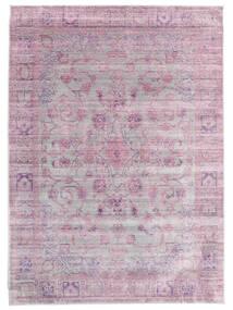 Maharani - Cinzento/Rosa Tapete 200X300 Moderno Luz Rosa/Cinzento Claro ( Turquia)