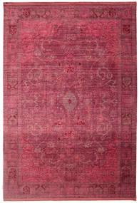 Maharani - Vermelho Tapete 200X300 Moderno Vermelho Escuro/Castanho Alaranjado ( Turquia)