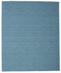 Kilim Loom - Azul Tapete 250X300 Moderno Tecidos À Mão Azul Turquesa/Azul Grande (Lã, Índia)
