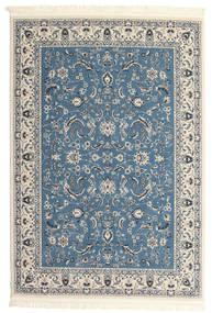 Nain Florentine - Azul Claro Tapete 120X180 Oriental Cinzento Claro/Bege/Azul Escuro ( Turquia)