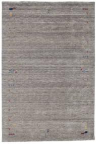 Gabbeh Loom Frame - Cinzento Tapete 190X290 Moderno Cinzento Claro/Cinza Escuro (Lã, Índia)