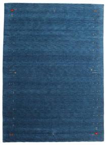 Gabbeh Loom Frame - Azul Escuro Tapete 240X340 Moderno Azul Escuro/Azul (Lã, Índia)