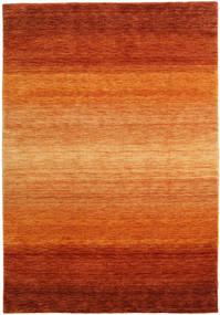 Gabbeh Rainbow - Castanho Alaranjado Tapete 160X230 Moderno Laranja/Castanho Alaranjado (Lã, Índia)