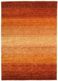 Gabbeh Rainbow - Castanho Alaranjado Tapete 140X200 Moderno Laranja/Castanho Alaranjado/Castanho Claro (Lã, Índia)