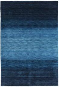 Gabbeh Rainbow - Azul Tapete 160X230 Moderno Azul Escuro/Azul (Lã, Índia)