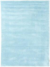 Loribaf Loom Beta - Azul Claro Tapete 140X200 Moderno Azul Claro (Lã, Índia)