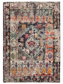 Cassiopeia - Vintage Tapete 160X230 Moderno Cinzento Claro/Preto ( Turquia)