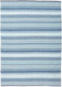 Wilma - Azul Tapete 170X240 Moderno Tecidos À Mão Azul Claro (Algodão, Índia)