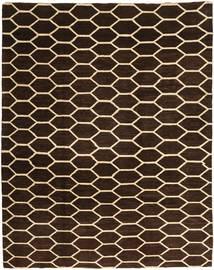 Loribaft Persa Tapete 228X281 Moderno Feito A Mão Castanho Escuro/Bege (Lã, Pérsia/Irão)
