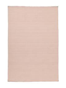 Kilim Loom - Misty Pink Tapete 200X300 Moderno Tecidos À Mão Luz Rosa/Lilás (Lã, Índia)