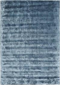 Crystal - Steel Blue Tapete 160X230 Moderno Azul Escuro/Azul/Azul Claro ( Índia)