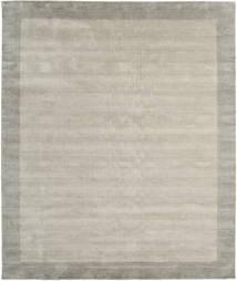 Handloom Frame - Greige Tapete 250X300 Moderno Cinzento Claro Grande (Lã, Índia)