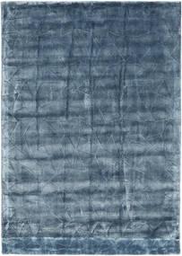Crystal - Steel Blue Tapete 140X200 Moderno Azul Escuro/Azul ( Índia)