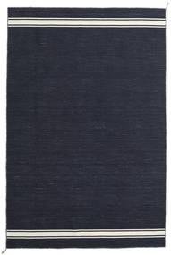 Ernst - Navy/Branco Pérola Tapete 200X300 Moderno Tecidos À Mão Azul Escuro (Lã, Índia)