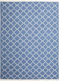 London - Azul/Branco Pérola Tapete 300X400 Moderno Tecidos À Mão Azul/Bege Grande (Lã, Índia)