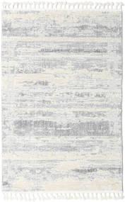 Grand Tapete 120X180 Moderno Cinzento Claro/Branco/Creme ( Turquia)