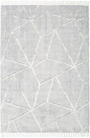 Scandic Tapete 200X290 Moderno Cinzento Claro/Branco/Creme ( Turquia)