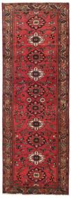 Hamadã Patina Tapete 108X318 Oriental Feito A Mão Tapete Passadeira Vermelho Escuro/Vermelho (Lã, Pérsia/Irão)