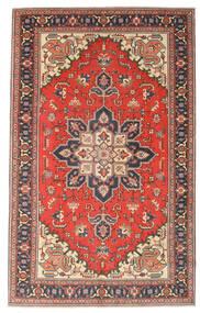 Heriz Patina Tapete 164X265 Oriental Feito A Mão Cinza Escuro/Castanho Alaranjado (Lã, Pérsia/Irão)
