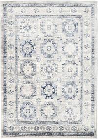 Menara Everyday - Cinzento/Azul Tapete 160X230 Moderno Cinzento Claro/Branco/Creme ( Turquia)