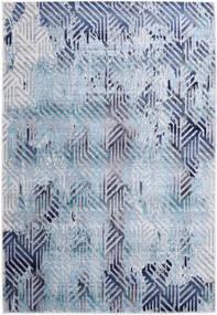 Rima - Teal Tapete 182X274 Moderno Azul Claro/Lilás ( Turquia)