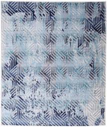 Rima - Teal Tapete 244X304 Moderno Azul Claro/Lilás ( Turquia)