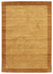 Handloom Frame - Dourado Tapete 160X230 Moderno Castanho Claro/Castanho (Lã, Índia)