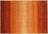 Gabbeh Rainbow - Castanho alaranjado