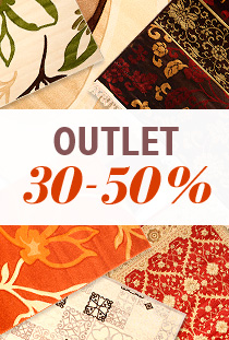 Tapetes Outlet 30-50%